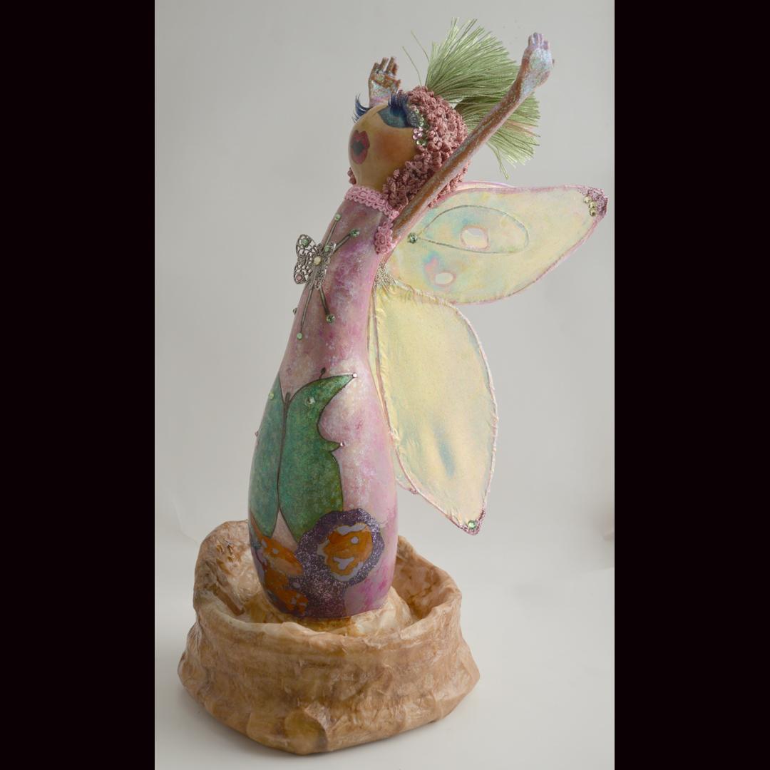 butterfly woman 2